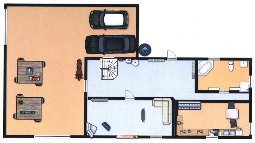 Drab Dream Home 1st Floor Act 2 18 April 2012
