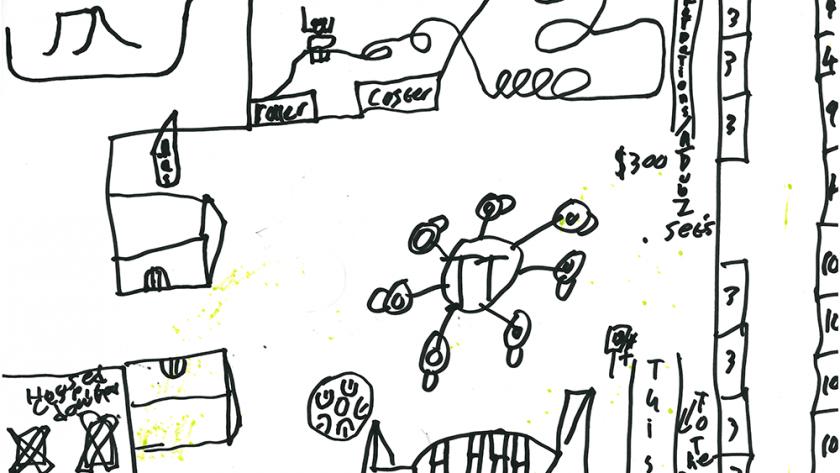 Drab Dream Home grounds theme park Act 2 18 April 2012