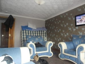 Channel's favourite place: her late grandad's living room